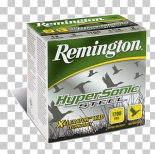 Remington Arms Shotgun Shell Ammunition 20-gauge Shotgun PNG