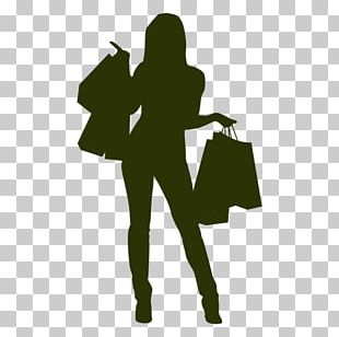 Black Friday Shopping Woman Cyber Monday PNG