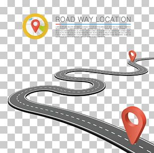 Road Illustration PNG