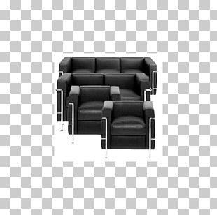 Bauhaus Recliner Chaise Longue Couch Furniture PNG