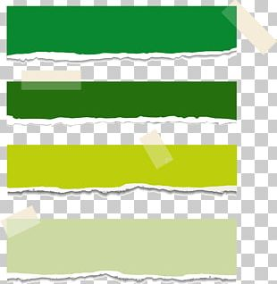 Paper Adhesive Tape Sticker Web Banner PNG