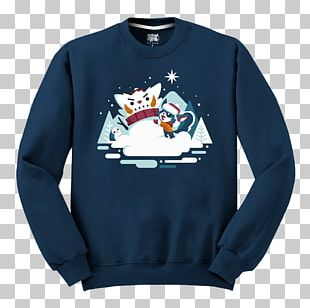 T-shirt Hoodie Bluza Sweater PNG