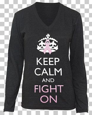 T-shirt Keep Calm And Carry On Hoodie Clothing PNG