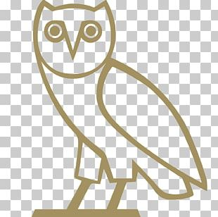 Logo Decal OVO Sound Sticker October's Very Own PNG