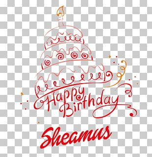 Birthday Cake Greeting & Note Cards Happy Birthday Birthday Card PNG