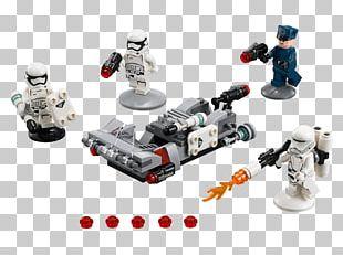 Lego Star Wars Stormtrooper Imperial Troop Transport PNG