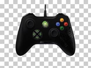 Xbox 360 Controller Game Controllers Video Games Razer Sabertooth Elite PNG