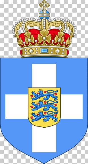 Kingdom Of Greece Coat Of Arms Of Greece Greek Royal Family PNG