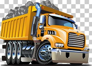 Dump Truck Pickup Truck Stock Photography PNG