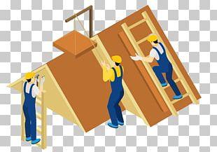 Construction Worker Laborer Illustration PNG