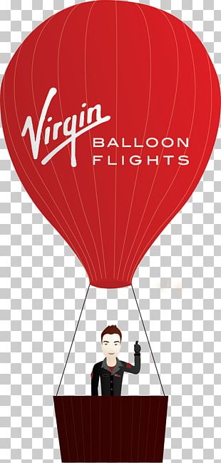 Hot Air Ballooning Virgin Mobile UK PNG