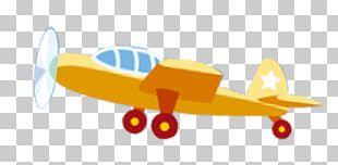Airplane Model Aircraft Cartoon PNG