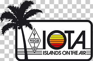 Radio Society Of Great Britain Islands On The Air IOTA Contesting QSL Card PNG