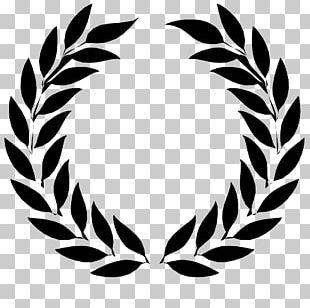 Apollo Artemis Symbol Greek Mythology Laurel Wreath PNG