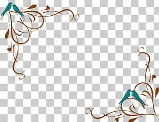 Borders And Frames Decorative Corners Decorative Arts Art Deco Borders PNG