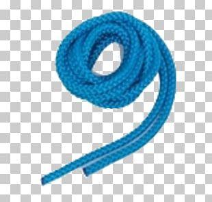 Jump Ropes Blue Rhythmic Gymnastics PNG