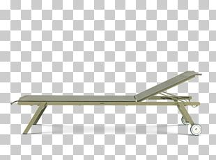 Table Chaise Longue Cots Garden Furniture PNG