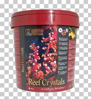 Reef Aquarium Seawater Crystal Sea Salt PNG