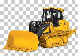 John Deere Caterpillar Inc. Tracked Loader Heavy Machinery PNG
