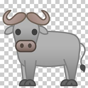 Cattle Water Buffalo Ox American Bison Tillage PNG