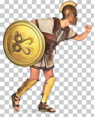 Ancient Greece Spartan Army Trojan War Warrior PNG