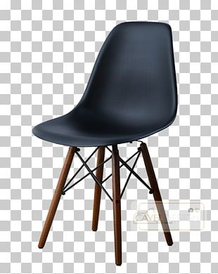 Eames Lounge Chair Bar Stool Furniture Table PNG