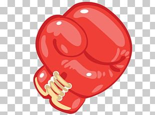 Boxing Glove Cartoon PNG