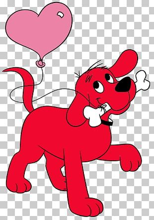 Clifford The Big Red Dog Drawing PNG