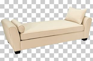 Sofa Bed Couch Chaise Longue Comfort PNG
