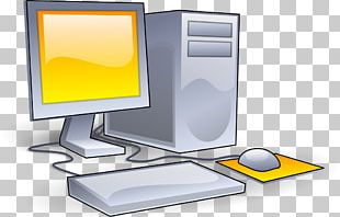 Computer Graphics Desktop Computer PNG