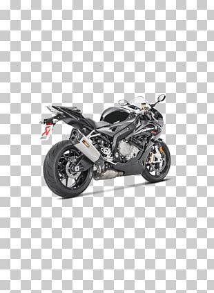 Exhaust System Car BMW S1000R Motorcycle PNG