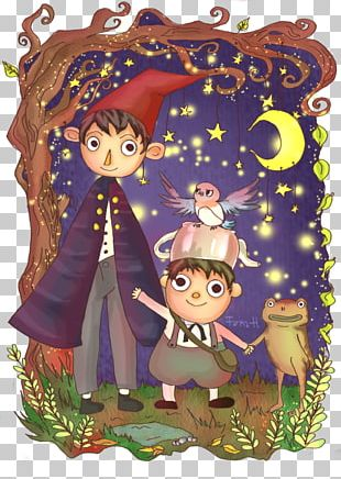 Cartoon The Art Of Over The Garden Wall Fan Art PNG