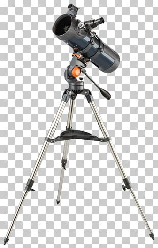 Reflecting Telescope Refracting Telescope Celestron Altazimuth Mount PNG