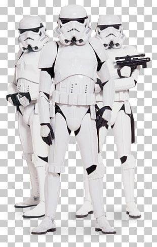 Stormtrooper Group Star Wars PNG