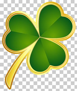 Republic Of Ireland Shamrock Saint Patrick's Day PNG