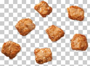 Chicken Nugget Pakora Fast Food McDonald's Chicken McNuggets Fritter PNG