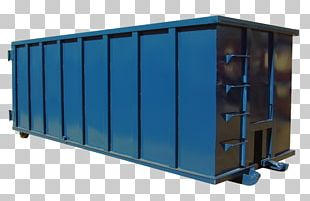 Shipping Container Plastic Steel PNG