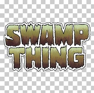 Swamp Thing Anton Arcane Firestorm Logo DC Comics PNG