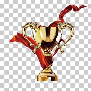 Trophy Gold PNG