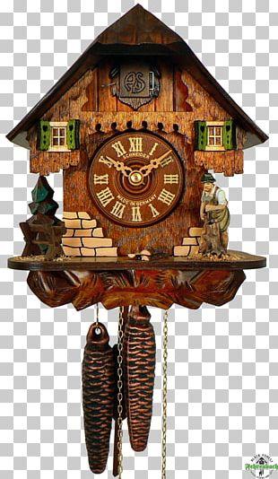 Anton Schneider Söhne Uhrenfabrik GmbH & Co. KG Cuckoo Clock Floor & Grandfather Clocks Movement PNG