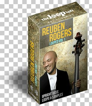 Reuben Rogers Double Bass Loop Bass Guitar Sample Library PNG