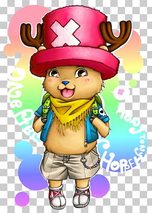 Tony Tony Chopper One Piece PNG