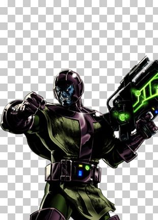 Marvel: Avengers Alliance Venom Doctor Doom Vision Ultron PNG