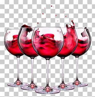 Red Wine White Wine Merlot Wine Glass PNG