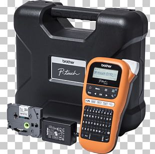 Label Printer Brother Industries Brother P-Touch PNG