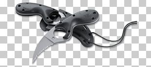 Knife Bear Claw Tool Serrated Blade PNG
