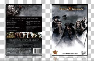 Pirates Of The Caribbean: At World's End Film DVD Hoist The Colours PNG