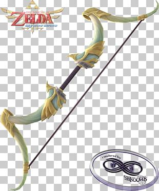 The Legend Of Zelda: Skyward Sword Link The Legend Of Zelda: Breath Of The Wild Bow And Arrow PNG