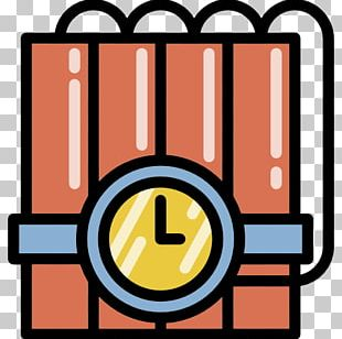 Time Bomb Euclidean Weapon Icon PNG