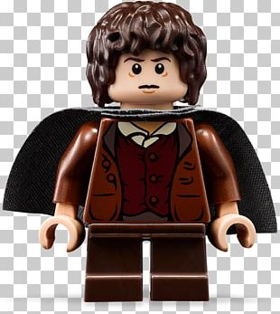 Samwise Gamgee Lego The Lord Of The Rings Frodo Baggins Gollum Lego The Hobbit PNG